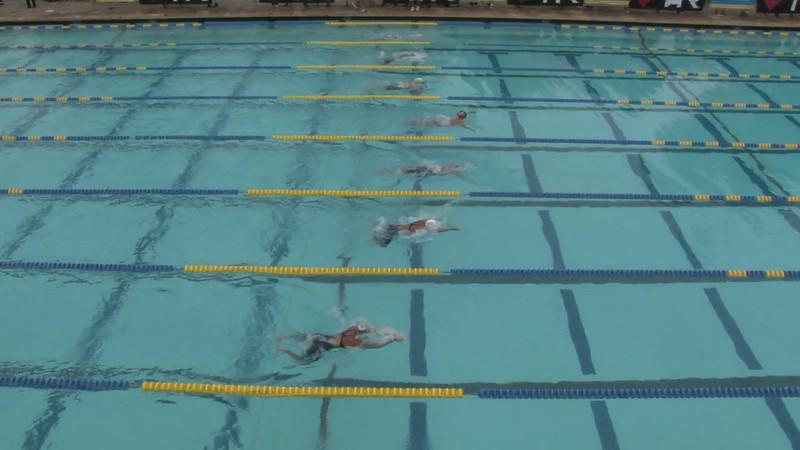 Women's 100 Butterfly Heat 07 - 2012 Mission Viejo Swim Meet of Champions