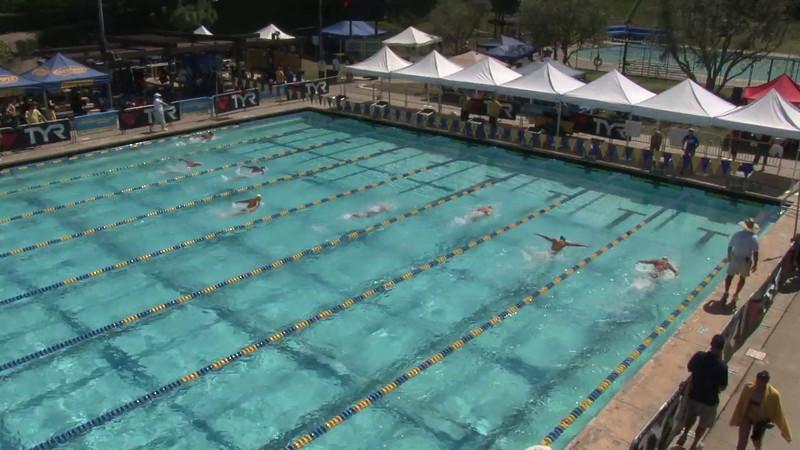 Women's 400 Medley Heat 10 - 2012 Mission Viejo Swim Meet of Champions