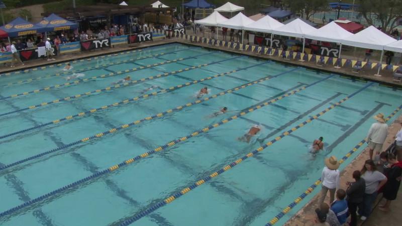 Women's 100 Butterfly Heat 09 - 2012 Mission Viejo Swim Meet of Champions