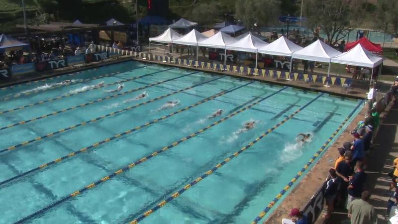 Women's 200 Freestyle Heat 12 - 2012 Mission Viejo Swim Meet of Champions