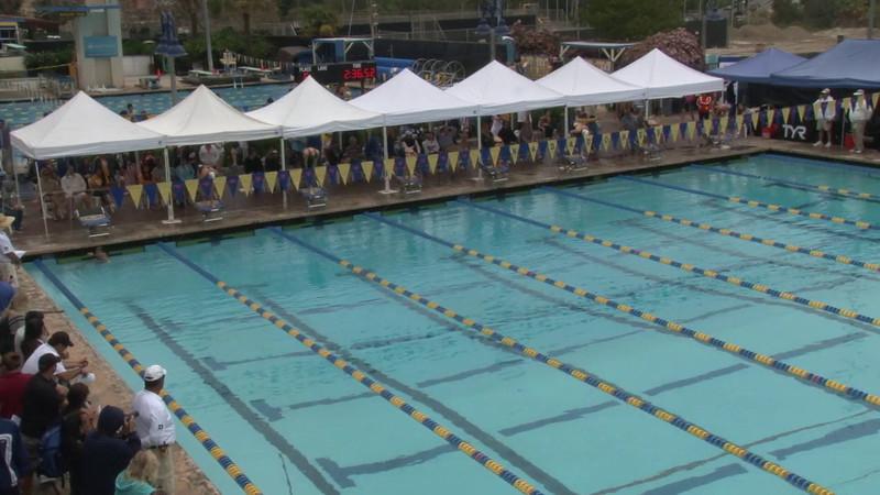 Women's 200 Medley Heat 18 - 2012 Mission Viejo Swim Meet of Champions