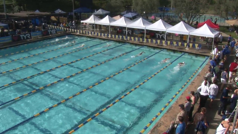 Women's 200 Freestyle Heat 04 - 2012 Mission Viejo Swim Meet of Champions