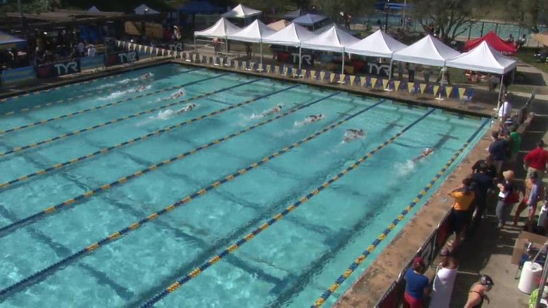 Women's 200 Freestyle Heat 16 - 2012 Mission Viejo Swim Meet of Champions