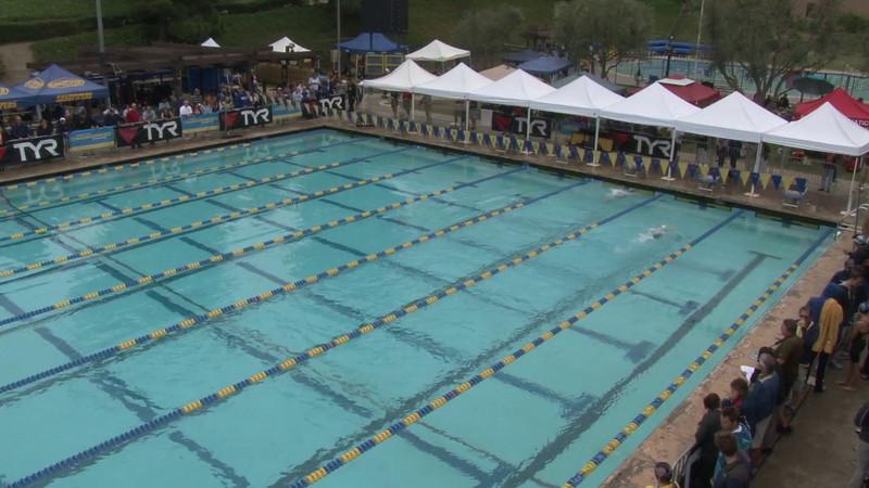 Women's 100 Breaststroke Heat 18 - 2012 Mission Viejo Swim Meet of Champions