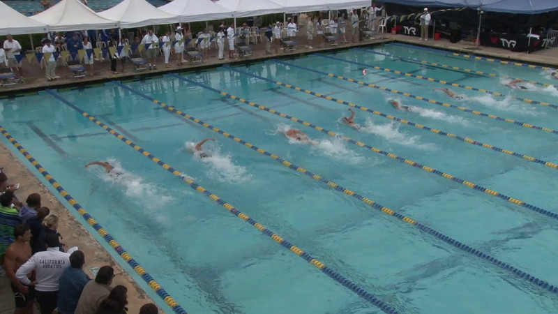 Women's 50 Freestyle Final C - 2012 Mission Viejo Swim Meet of Champions