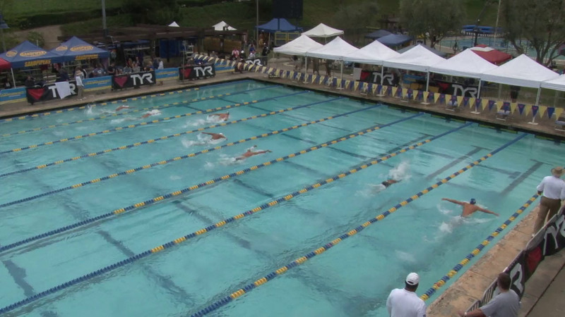 Men's 200 Medley Heat 07 - 2012 Mission Viejo Swim Meet of Champions