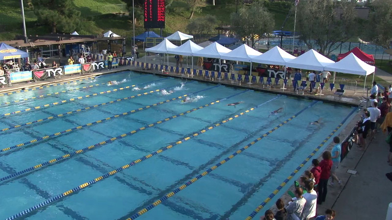 Women's 400 Freestyle Final C - 2012 Mission Viejo Swim Meet of Champions
