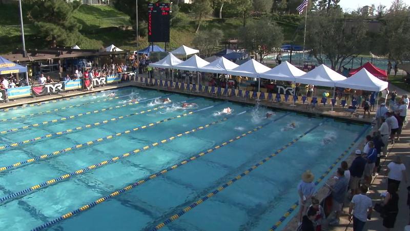Men's 200 Breaststroke Final C - 2012 Mission Viejo Swim Meet of Champions