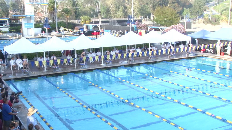 Women's 400 Freestyle Final B - 2012 Mission Viejo Swim Meet of Champions