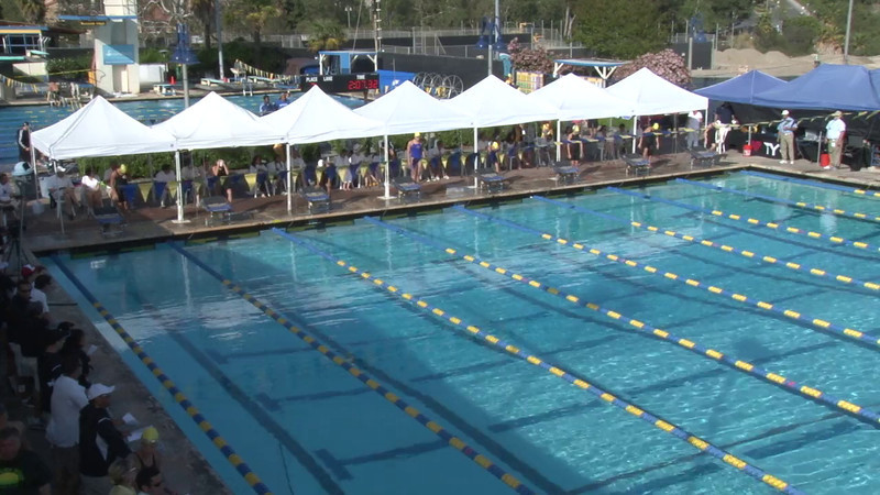 Women's 200 Freestyle Final B - 2012 Mission Viejo Swim Meet of Champions