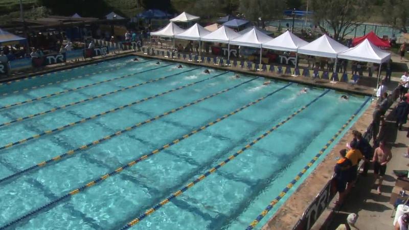 Men's 200 Freestyle Heat 08 - 2012 Mission Viejo Swim Meet of Champions