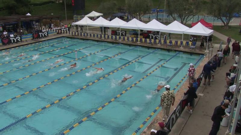 Women's 100 Breaststroke Final C - 2012 Mission Viejo Swim Meet of Champions