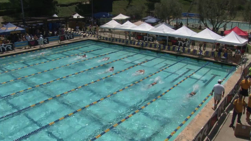 Women's 400 Medley Heat 02 - 2012 Mission Viejo Swim Meet of Champions