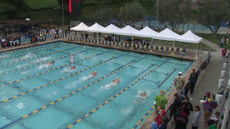 Men's 200 Medley Final B - 2012 Mission Viejo Swim Meet of Champions