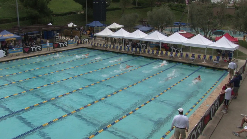 Men's 200 Medley Heat 13 - 2012 Mission Viejo Swim Meet of Champions