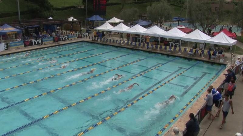 Men's 800 Freestyle Heat 01 - 2012 Mission Viejo Swim Meet of Champions