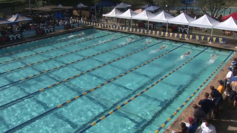 Women's 200 Freestyle Heat 11 - 2012 Mission Viejo Swim Meet of Champions