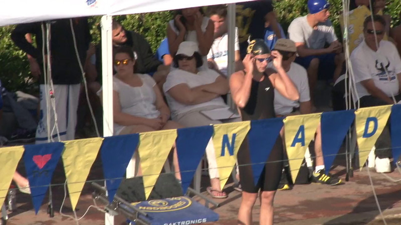 Women's 200 Breaststroke Final A - 2012 Mission Viejo Swim Meet of Champions