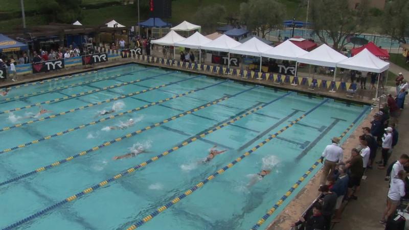 Women's 100 Breaststroke Heat 11 - 2012 Mission Viejo Swim Meet of Champions