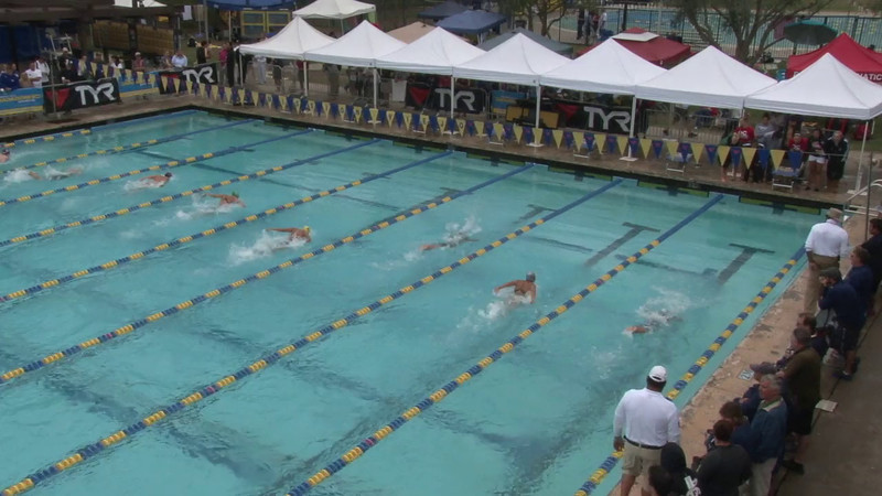 Women's 100 Breaststroke Heat 08 - 2012 Mission Viejo Swim Meet of Champions