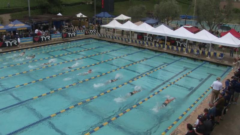 Women's 100 Breaststroke Heat 16 - 2012 Mission Viejo Swim Meet of Champions