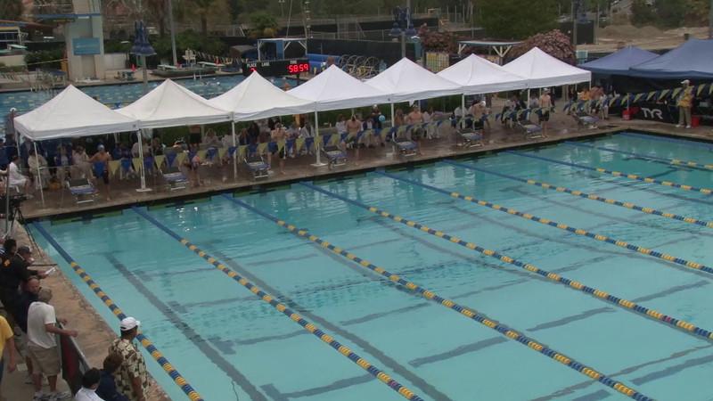 Men's 100 Breaststroke Final B - 2012 Mission Viejo Swim Meet of Champions