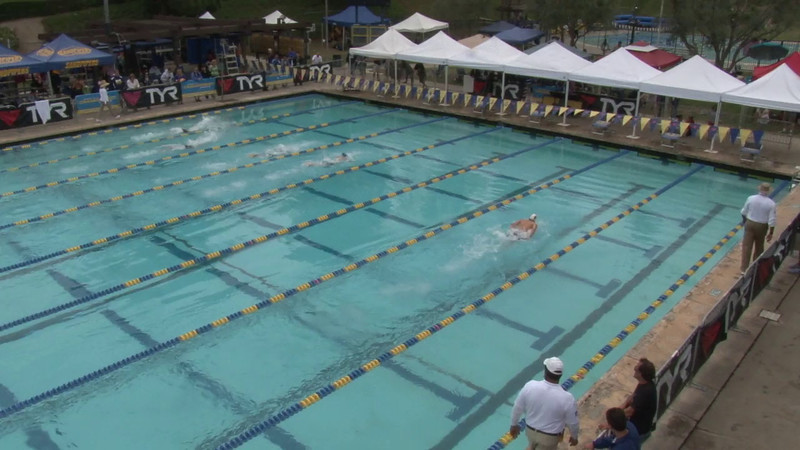 Men's 200 Medley Heat 02 - 2012 Mission Viejo Swim Meet of Champions