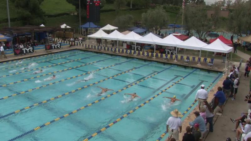 Women's 200 Medley Heat 06 - 2012 Mission Viejo Swim Meet of Champions