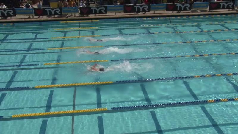 Men's 50 Freestyle Heat 16 - 2012 Mission Viejo Swim Meet of Champions