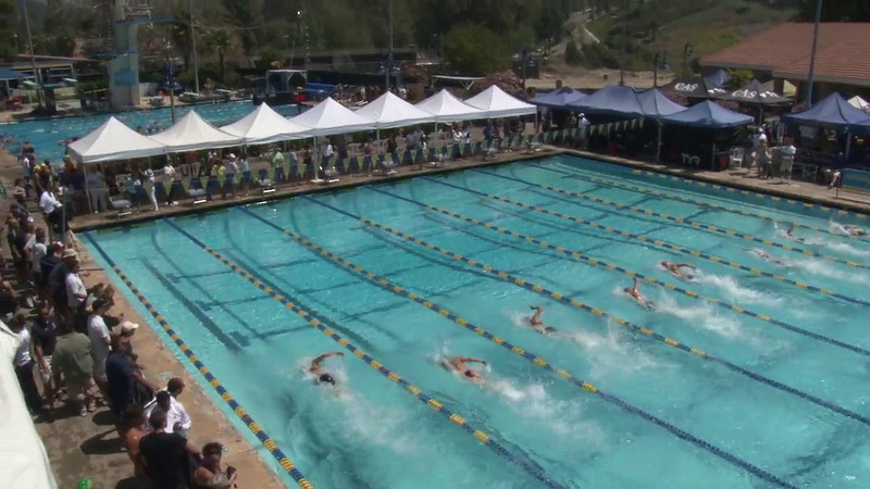 Women's 50 Freestyle Heat 13 - 2012 Mission Viejo Swim Meet of Champions