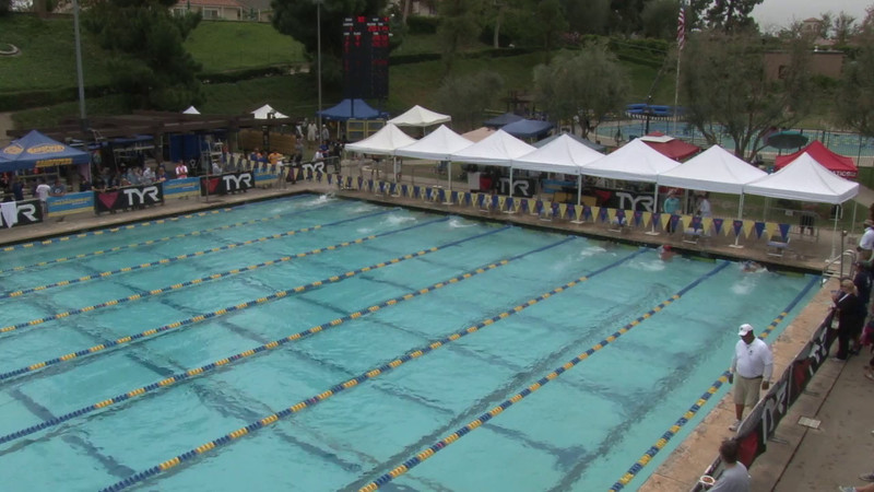 Men's 200 Medley Heat 04 - 2012 Mission Viejo Swim Meet of Champions