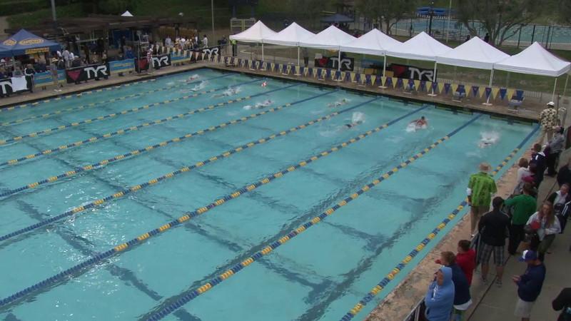 Women's 200 Medley Final B - 2012 Mission Viejo Swim Meet of Champions