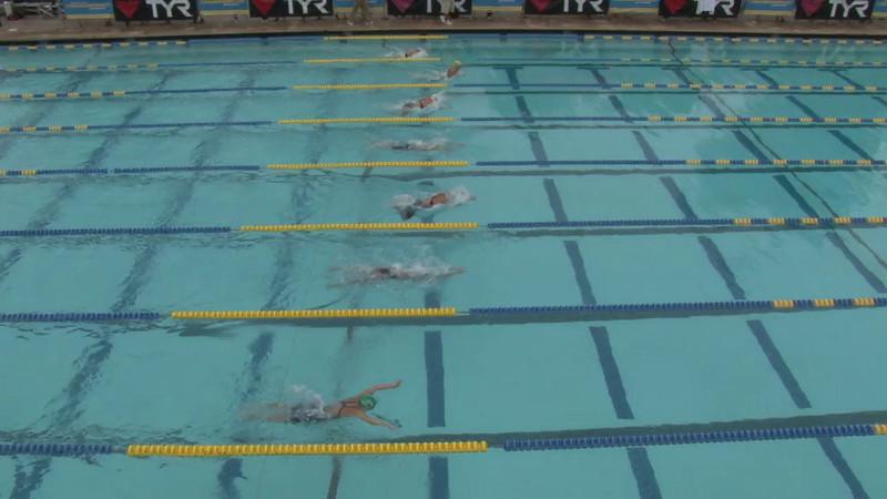 Women's 100 Butterfly Heat 05 - 2012 Mission Viejo Swim Meet of Champions