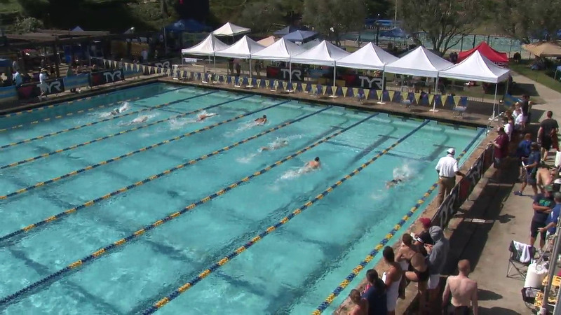 Women's 200 Breaststroke Heat 01 - 2012 Mission Viejo Swim Meet of Champions