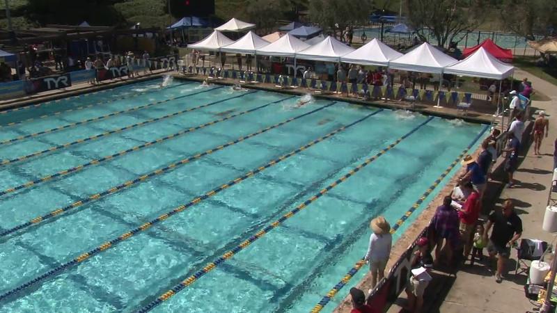Men's 200 Breaststroke Heat 08 - 2012 Mission Viejo Swim Meet of Champions
