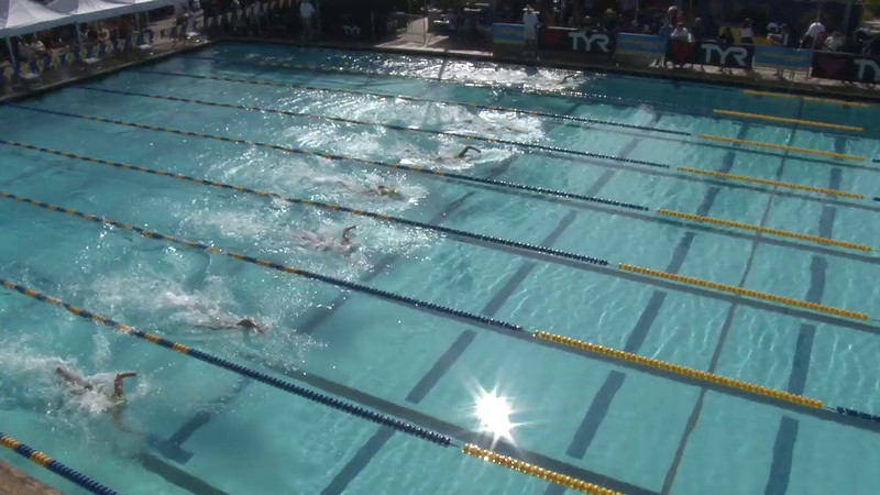 Women's 200 Freestyle Heat 10 - 2012 Mission Viejo Swim Meet of Champions