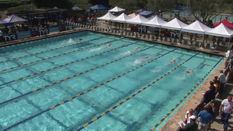 Men's 200 Freestyle Heat 20 - 2012 Mission Viejo Swim Meet of Champions