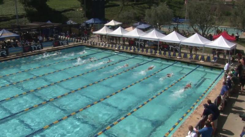 Men's 200 Freestyle Heat 19 - 2012 Mission Viejo Swim Meet of Champions