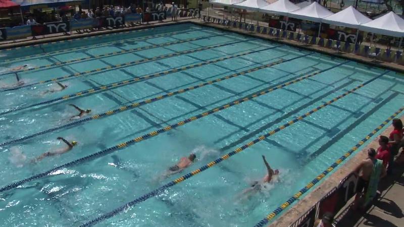 Men's 200 Backstroke Heat 05 - 2012 Mission Viejo Swim Meet of Champions