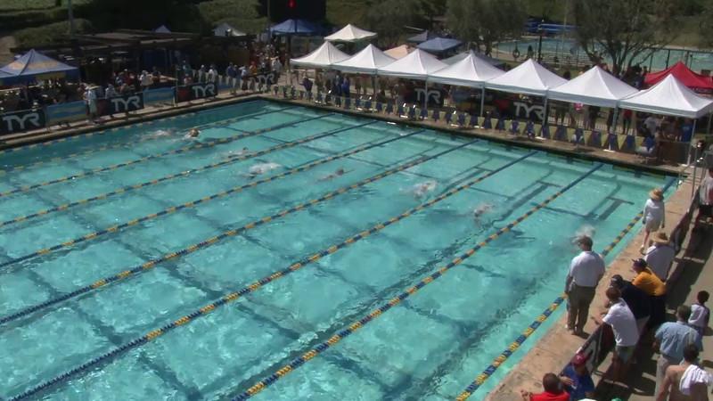 Women's 200 Butterfly Heat 06 - 2012 Mission Viejo Swim Meet of Champions
