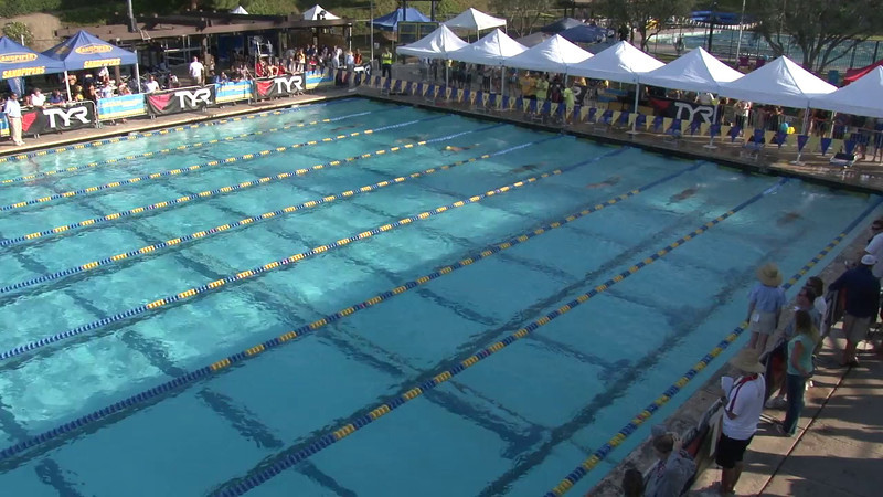 Men's 200 Breaststroke Final B - 2012 Mission Viejo Swim Meet of Champions
