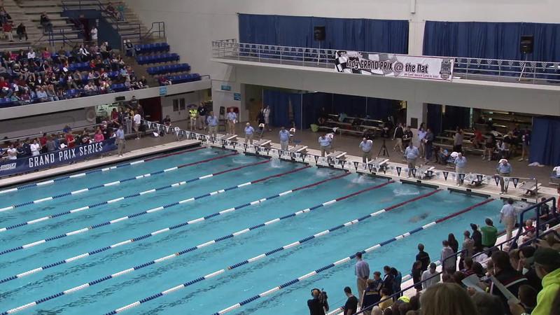 Men's 200 Medley Final C -  2012 Indianapolis Grand Prix