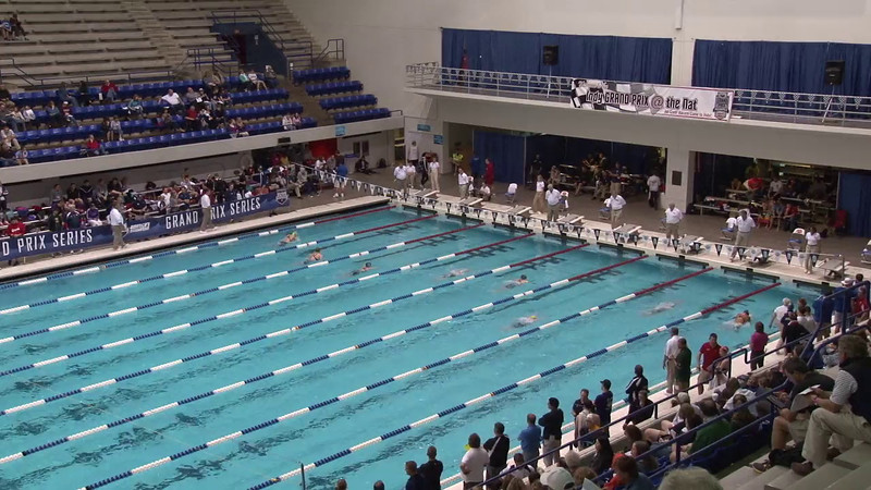 Women's 100 Butterfly Heat 08 - 2012 Indianapolis Grand Prix