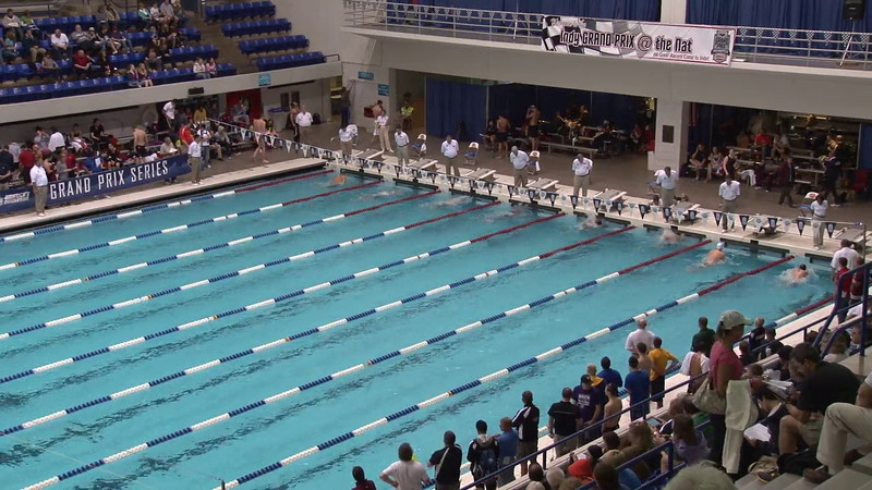 Men's 100 Butterfly Heat 06 - 2012 Indianapolis Grand Prix