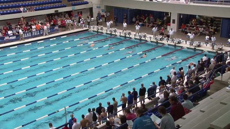 Men's 200 Butterfly Heat 10 - 2012 Indianapolis Grand Prix