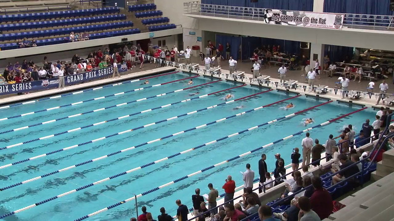 Women's 200 Butterfly Heat 07 - 2012 Indianapolis Grand Prix