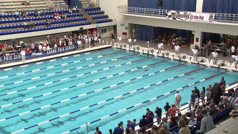 Men's 200 Backstroke Heat 04 - 2012 Indianapolis Grand Prix