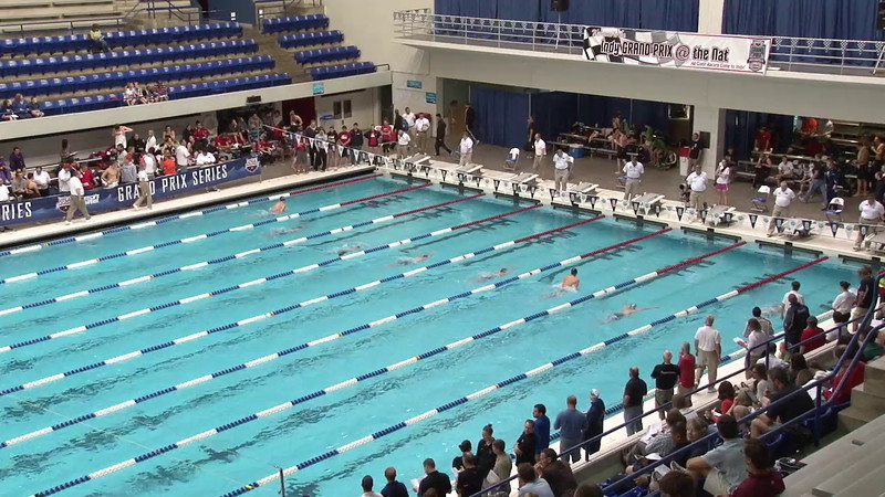Men's 200 Butterfly Heat 04 - 2012 Indianapolis Grand Prix