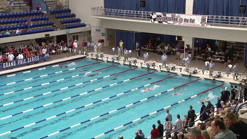 Women's 100yd Freestyle Final C - 2012 Indianapolis Grand Prix