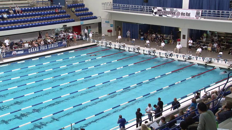 Women's 200 Freestyle Heat 02 - 2012 Indianapolis Grand Prix